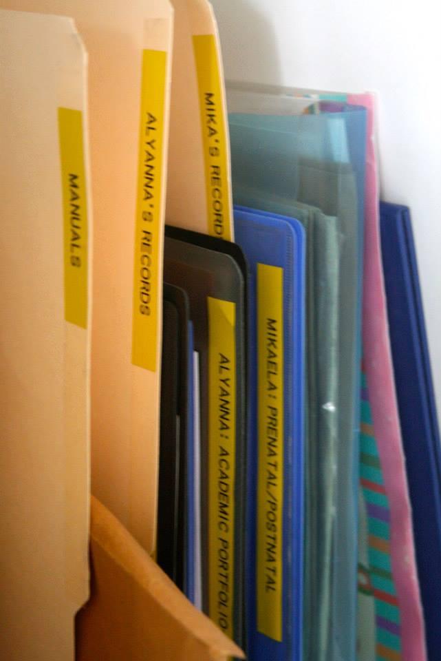 organizing household files thammiesy.com