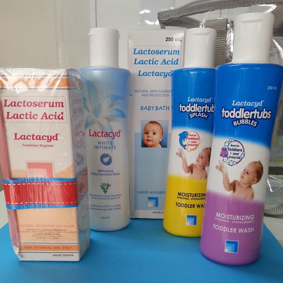 My Baby Bathing Checklist + Lactacyd Toddler Tubs Giveaway – Life ...